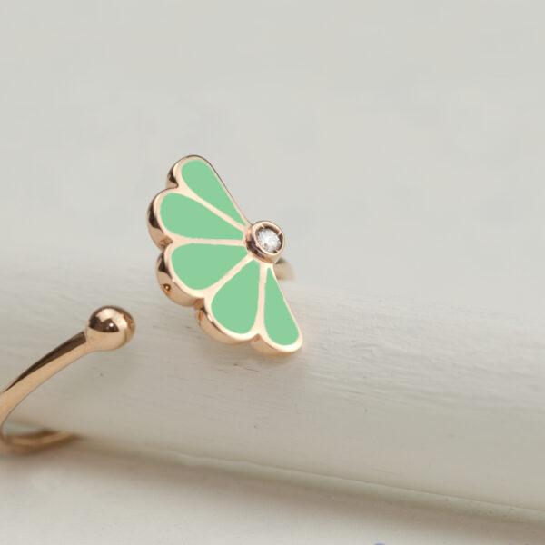Fan Anello Verde