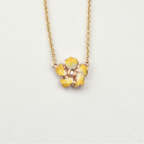 collana-petite-fleur-giallo
