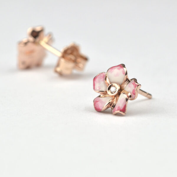 orecchini-petite-fleur-rosa